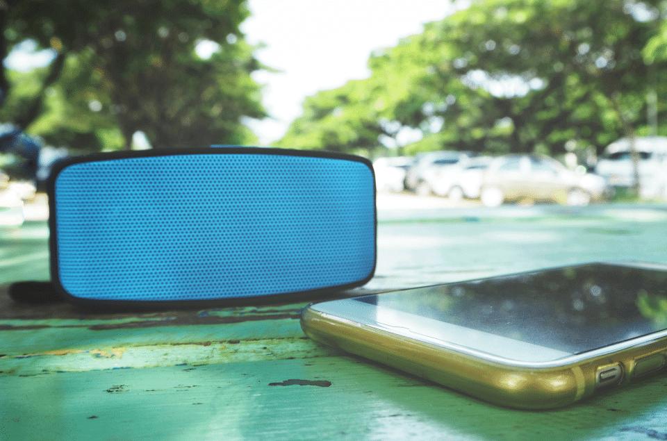 ESOTICA Floating Speaker